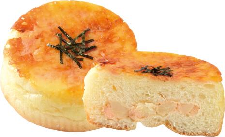 明太じゃがチーズ