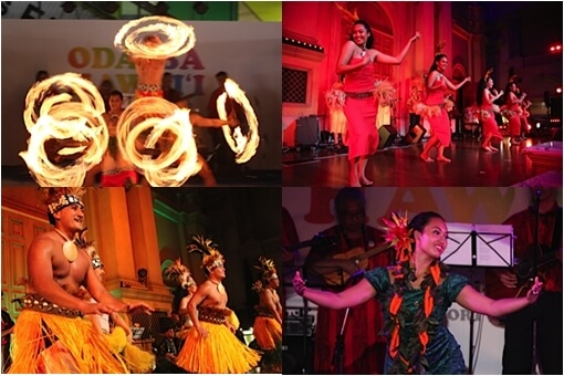 POLYNESIAN SHOW / ポリネシアン・ショー