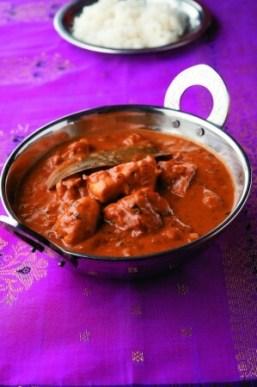 大人気のインドカレーにもスパイスは欠かせない。