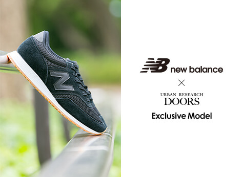 new balance × URBAN RESEARCH DOORS「CM620」エクスクルーシブモデル