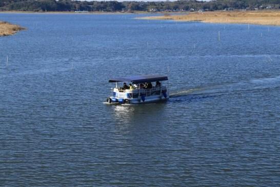 観光船印旛沼遊覧