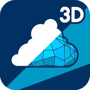 3D雨雲ウォッチ~フェーズドアレイレーダ~