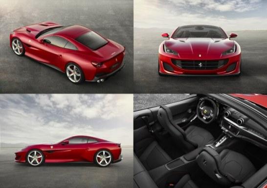 Ferrari Portofino(ポルトフィーノ)