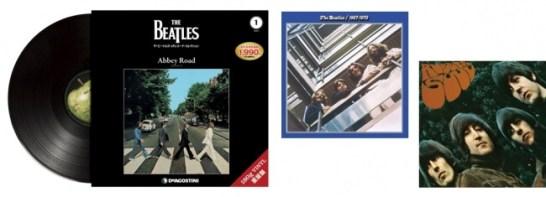 隔週刊 『ザ・ビートルズ・LPレコード・コレクション』- デアゴスティーニ・ジャパン