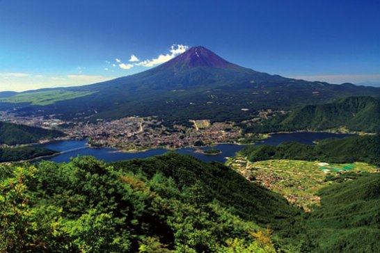 日本の「山の名前」検索数、年間ベスト10を阪急交通社が発表