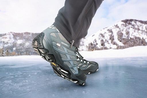 ヴィブラム® アークティック グリップ搭載シューズの試し履きイベントを日本各地で開催