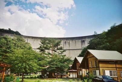 「きなりの郷」下北山スポーツ公園(奈良県吉野郡)