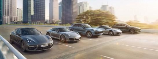 Porsche Valentine Campaign 2018