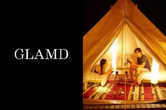 日本初のグランピング専門検索・予約サイト「GLAMD(グランド)」サービス開始