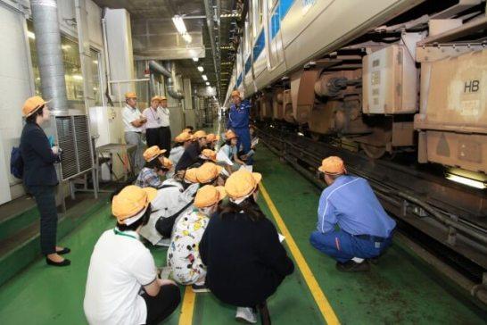 小田急リコチャレ鉄道技術教室