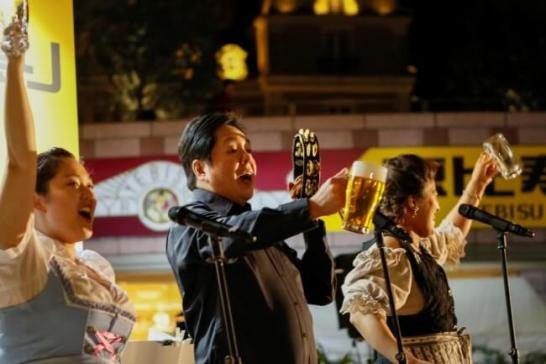 第10回「恵比寿麦酒祭り」開催 (昨年の様子)