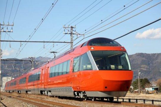 特急ロマンスカー・GSE(70000形)
