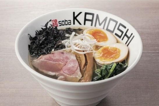 京急オリジナル 貝出汁 極み塩ラーメン