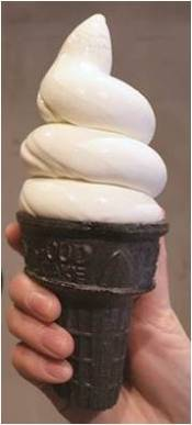 〈DAIMYO SOFTCREAM/福岡〉★上野店初★ 大名ソフトクリーム(生クリームミルクソフト) 500円