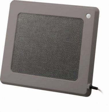 人感センサー付足元パネルヒーター(ドウシシャ)