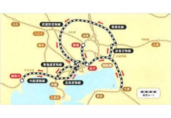 運行ルート(予定)