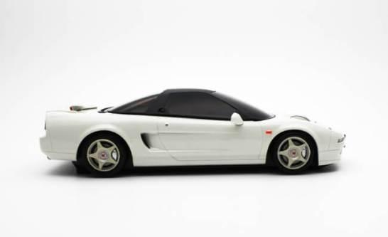 HONDA NSX ホンダ エヌエスエックス 無線マウス 【 ホワイト】限定カラー