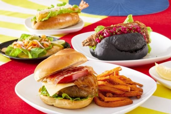 イケア - 期間限定「ハンバーガー&サンドイッチ フェア」