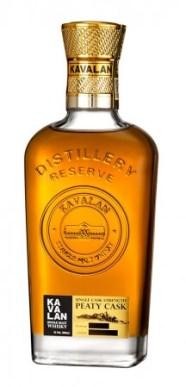 「カバラン ディスティラリーリザーブ ピーティカスク」(Kavalan Distillery Reserve Peaty Cask)