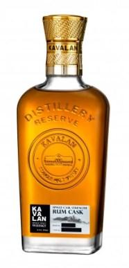 「カバラン ディスティラリーリザーブ ラムカスク」(Kavalan Distillery Reserve Rum Cask)