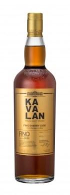 「カバラン ソリスト フィノシェリー」(Kavalan Solist Fino Sherry)