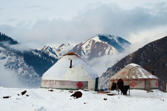 極寒の国モンゴル