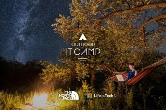 OUTDOOR×ITキャンプ