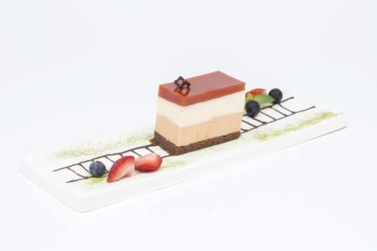 登山電車ケーキ