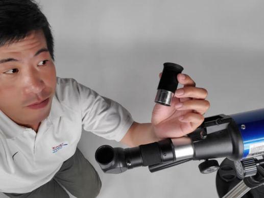 「望遠鏡の構造とセッティングを覚えよう!」(有料講座)- ケンコー・トキナー