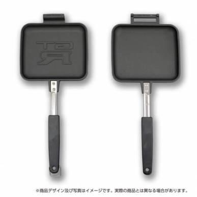 GT-Rが「焼きあがる」。ホットサンドメーカー発売決定!