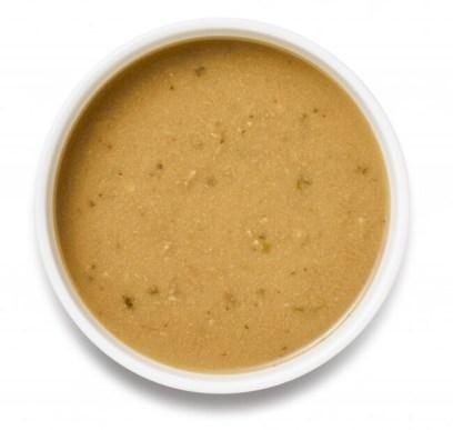 オーガニックマッシュルームスープ