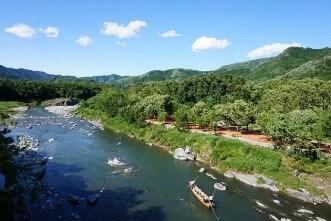 東日本:長瀞オートキャンプ場(埼玉県秩父郡)