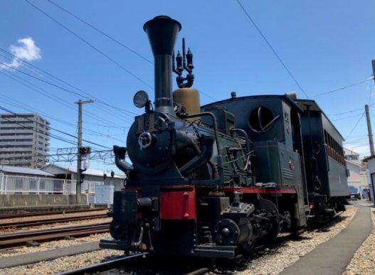 坊っちゃん列車 - 伊予鉄道