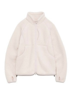 Thermal Boa Fleece Jacket/emmi