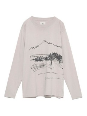 CF Graphic Long sleeve TEE