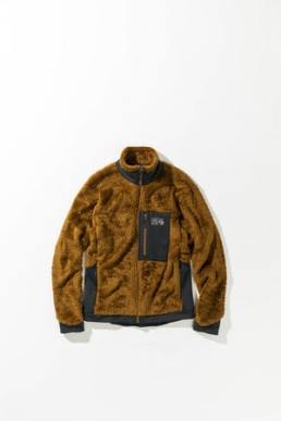 Monkey Fleece Jacket - Mens