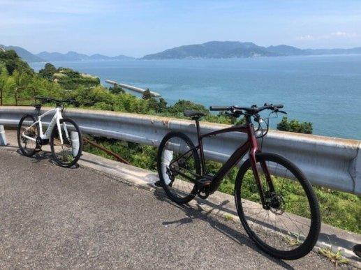 TURBO Vado SLならサイクリングの醍醐味を誰もが味わえます。