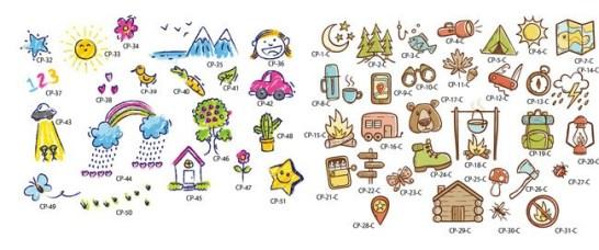 アウトドアライフをちょっと楽しく!【持込み】でキャンプテントに遊び心をプリントするサービス開始。ロゴや社名、イラストOK。