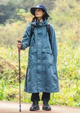 FLAM RAIN COAT