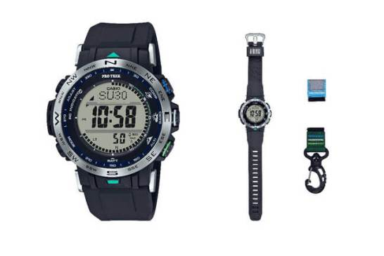自然保護の原点「尾瀬」をモチーフにした腕時計(PRO TREK)が誕生!