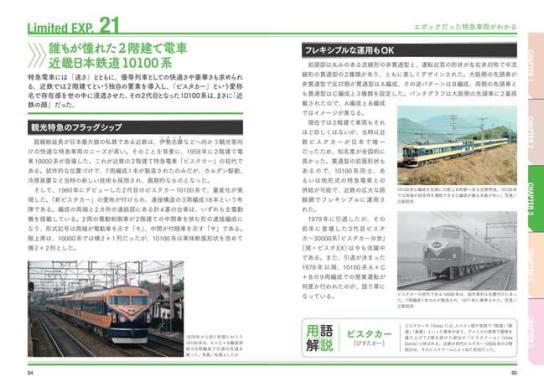 鉄道まるわかり012「特急列車のすべて」刊行