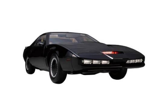 世界中の人々が熱狂した伝説の電子頭脳搭載車「ナイト2000」史上初、1/8ビッグスケールギミックモデル登場!週刊『ナイトライダー』 創刊