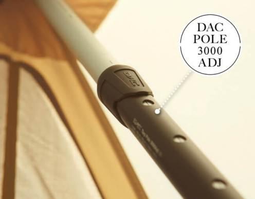 DAC POLE 3000 ADJ