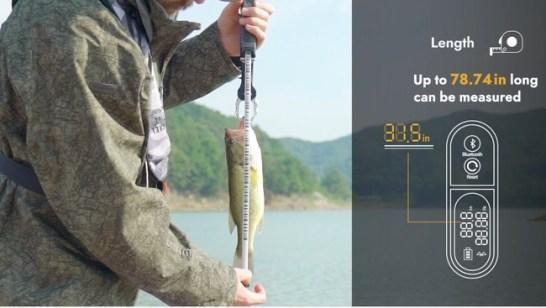 釣り大好き人間へ吉報!魚のサイズと重量が同時に測定可能なフィッシンググリップ HALASZ「ハラズ」