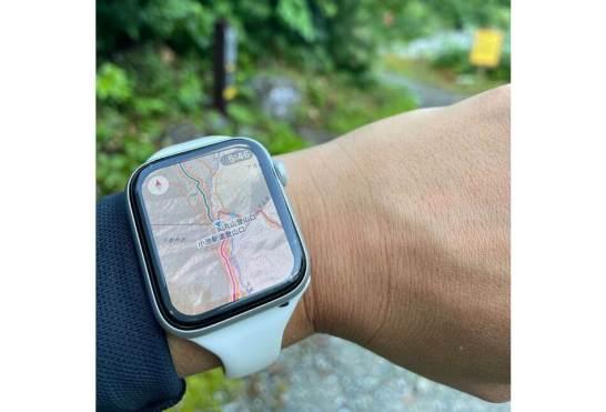 登山アプリ【ヤマレコ】Apple Watchで、watchOS 8に対応した新機能をリリース!