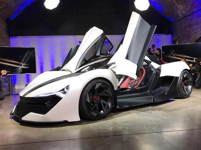 Планы Apex Motors на создание уникальных электромобилей