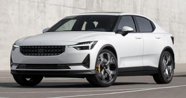 Polestar озвучила цену на свои электромобили в США