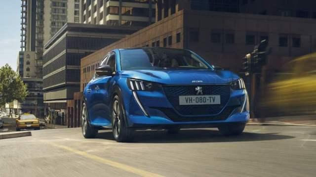 Peugeot планирует выпустить дешевую версию модели e-208