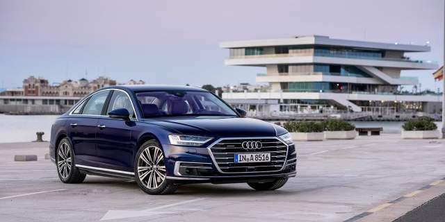 Audi не будет оснащать электрокар автопилотом 3-его уровня