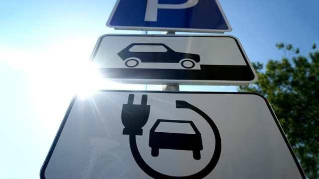 Бесплатная парковка для электромобилей в Саратовской области